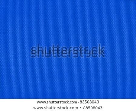 Blauw vinyl textuur muur abstract Stockfoto © homydesign