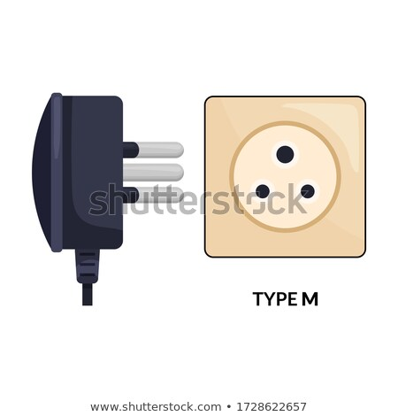 triple socket outlet Stock photo © FOKA