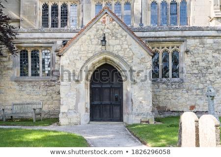 church entrance Stock photo © trgowanlock