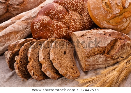 Artisan style loaf of bread Stock photo © photography33