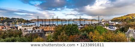 The Bay of Oban, Scotland Stock photo © franky242