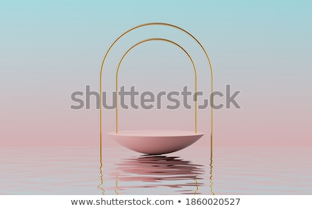 Golden water Stock photo © Spectral
