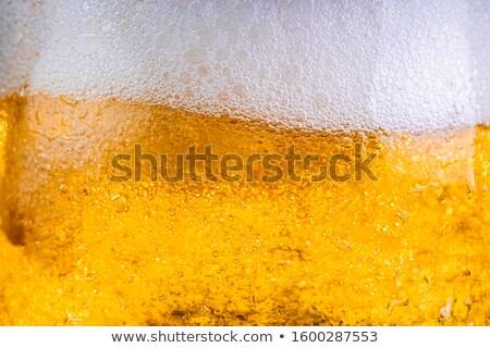 beer macro  Stock photo © inxti