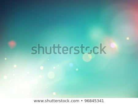 Funky abstract groot groet kaarten bloem Stockfoto © oblachko