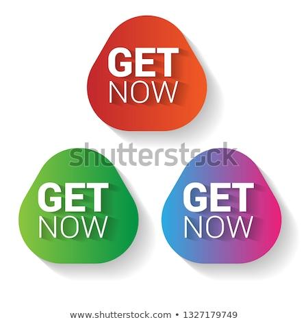 Get Now Violet Vector Icon Design Stock photo © rizwanali3d