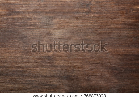 A brown table Stock photo © bluering
