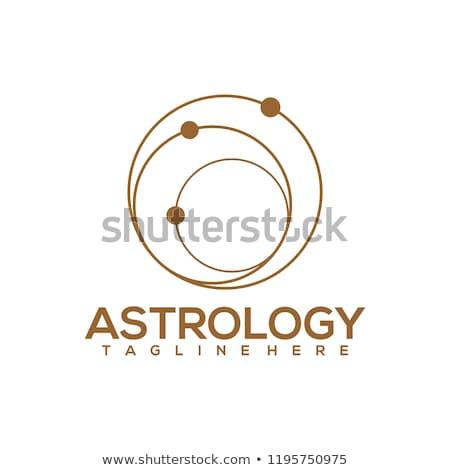 nap · égbolt · csillag · logo · absztrakt · űr - stock fotó © taufik_al_amin
