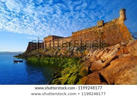 ラ ガリチア スペイン ビーチ 水 海 ストックフォト © lunamarina