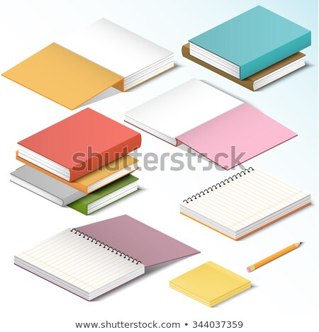 moda · studentów · tabletka · biały · człowiek - zdjęcia stock © dolgachov