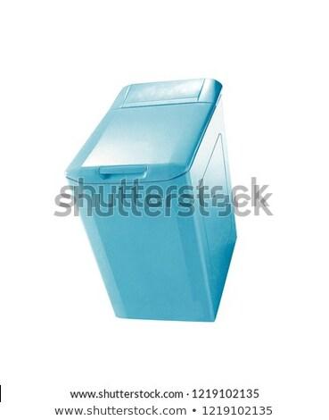 Porttable refrigeration isolated on white Stock photo © ozaiachin
