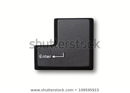 Computer enter key Stock photo © janaka