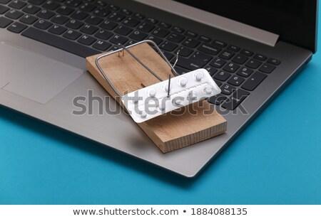 çevrimiçi · reçeteli · ilaçlar · reçete · sipariş · şişeler · tıp - stok fotoğraf © tangducminh