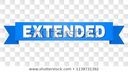 transparent extender Stock photo © SRNR