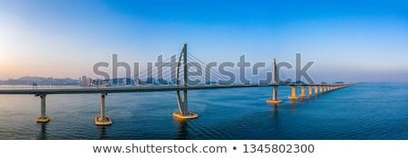 шоссе · моста · бизнеса · аннотация · свет · улице - Сток-фото © leungchopan