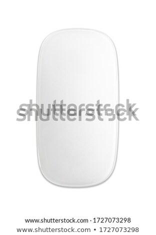 Araçları kablosuz bilgisayar fare yalıtılmış beyaz bilgisayar Stok fotoğraf © alexmillos