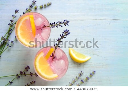 Summer cocktail Stock photo © pressmaster
