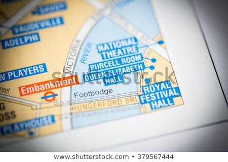 Queen Elizabeth Hall London Stock photo © claudiodivizia