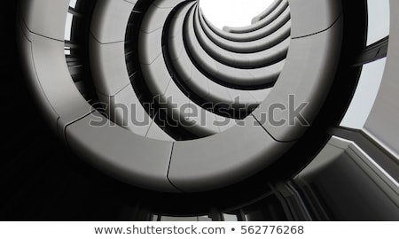 внешний · современное · здание · стены · двери · свет - Сток-фото © nejron