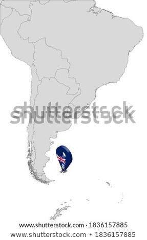 地図 · ボリビア · パターン · サークル · ポイント · 実例 - ストックフォト © tkacchuk
