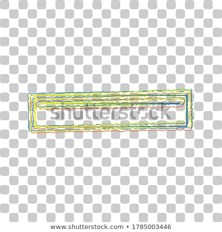 Usb assinar verde vetor botão ícone Foto stock © rizwanali3d
