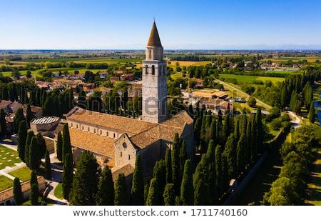Aquileia old Basilica Stock photo © LianeM