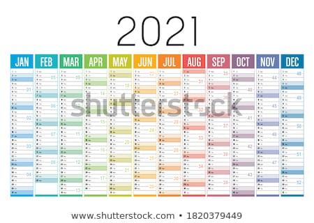 Business Calendar Schedule Stock photo © AndreyPopov