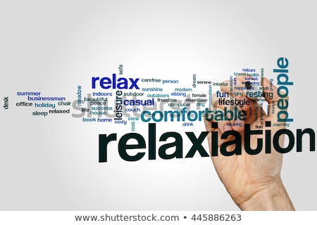 Summer fun in holiday, Happy beautiful woman lifestyle relaxing  Stock photo © Freedomz