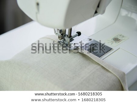 Modern Sewing Machine Stock photo © TeamC