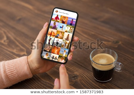 Picture gallery Stock photo © m_pavlov