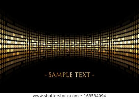 Foto stock: Ouro · fogos · de · artifício · exibir · brilhante · cópia · espaço