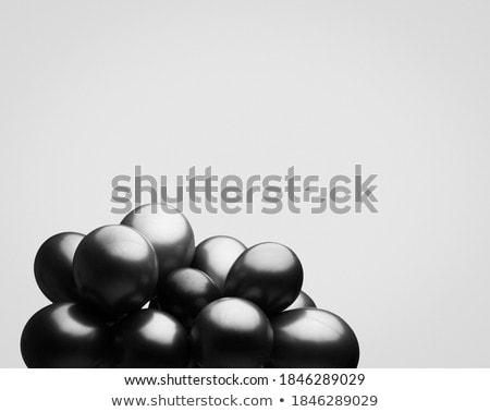 Moderno black friday balões abstrato projeto fundo Foto stock © SArts