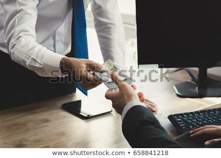 Borrowing money Stock photo © leeser