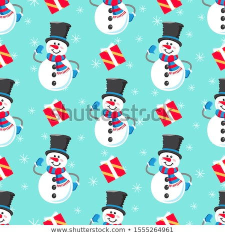 Christmas snowflakes snow winter holiday ornament illustration background  Stock photo © rommeo79