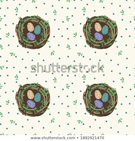 Cartoon · objetos · aislados · sonrisa · huevo · aves - foto stock © bonnie_cocos