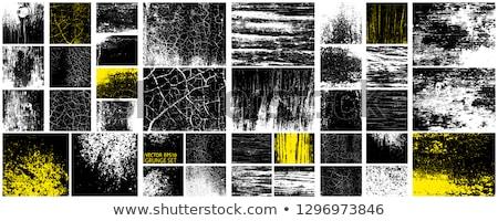 zestaw · drewna · tekstury · wzór · wektora - zdjęcia stock © hitdelight