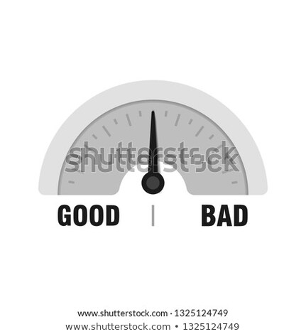 Good vs Bad Credit Stock photo © burakowski