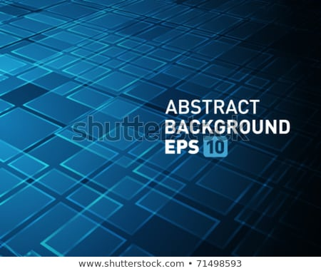 Stock photo: Tecnology vector background. EPS 10