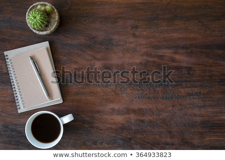 ноутбук · старые · пер · изолированный · белый · бизнеса - Сток-фото © punsayaporn