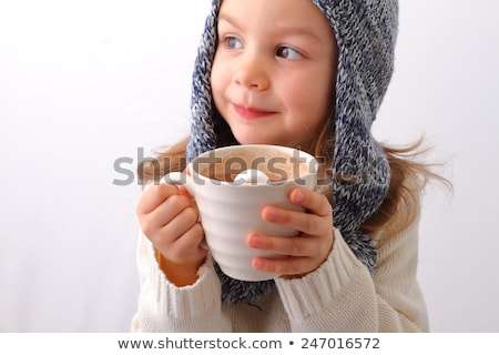 Very beautiful, cheerful, attractive, cute, nice, delightful, adorable, wonderful, lovely, excellent Stock photo © ANessiR