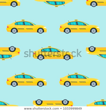 онлайн · такси · вектора · тонкий · линия - Сток-фото © pikepicture