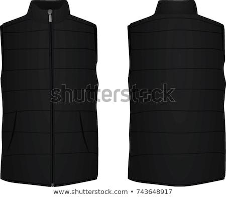 Black vest Stock photo © disorderly