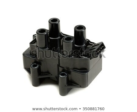 ignition coil for the four-cylinder engine Stock photo © marekusz