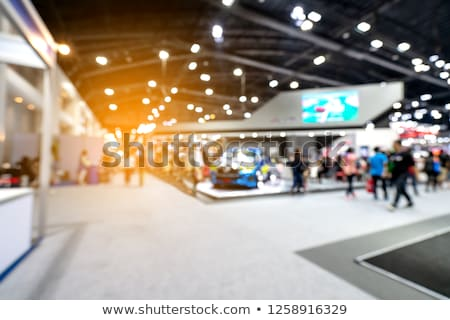 tradeshow stand stock photo © bayberry
