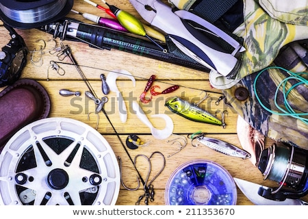 Gear Still Life Stock photo © Stocksnapper
