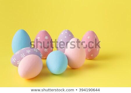 colorful eastern egg  Stock photo © csakisti