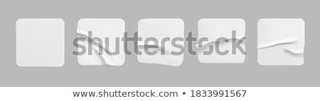 adhesive patch stock photo © vankad