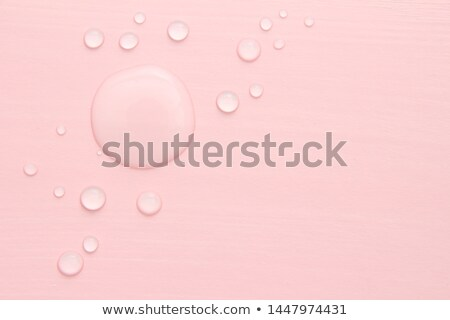 large water drops stock photo © toaster