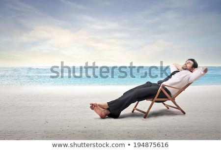 Vacation Business Stock photo © Lightsource