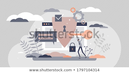 private information stock photo © lightsource