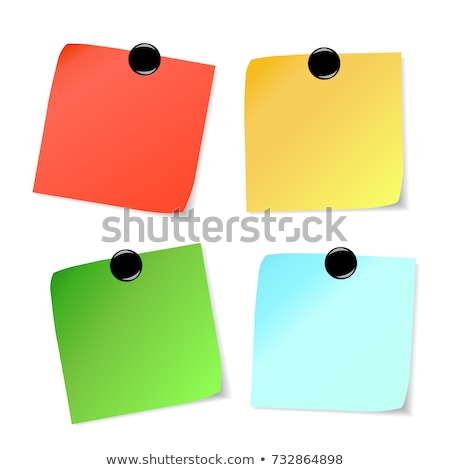 So What Sticky Note Stock photo © ivelin